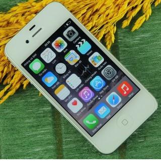 Điện thoại iphone 4S/8GB bản quốc tế. Bảo hành 06 tháng, tặng ốp viền
