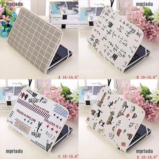 Túi đựng bảo vệ laptop Notebook 14 15.6 15 inch bằng chất liệu cotton thumbnail