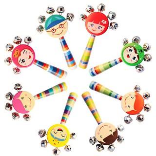 Đồ chơi xúc xắc mặt cười DOC41 cho bé phát triển thính giác và khả năng cầm nắm