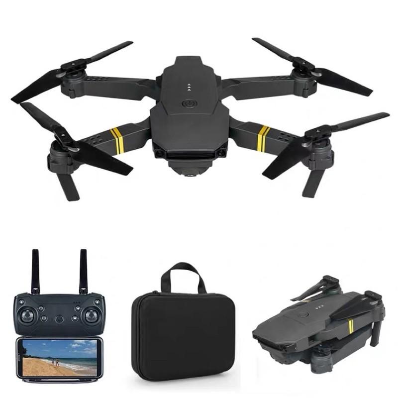 Flycam E58 wifi, camera 720, tặng túi đựng