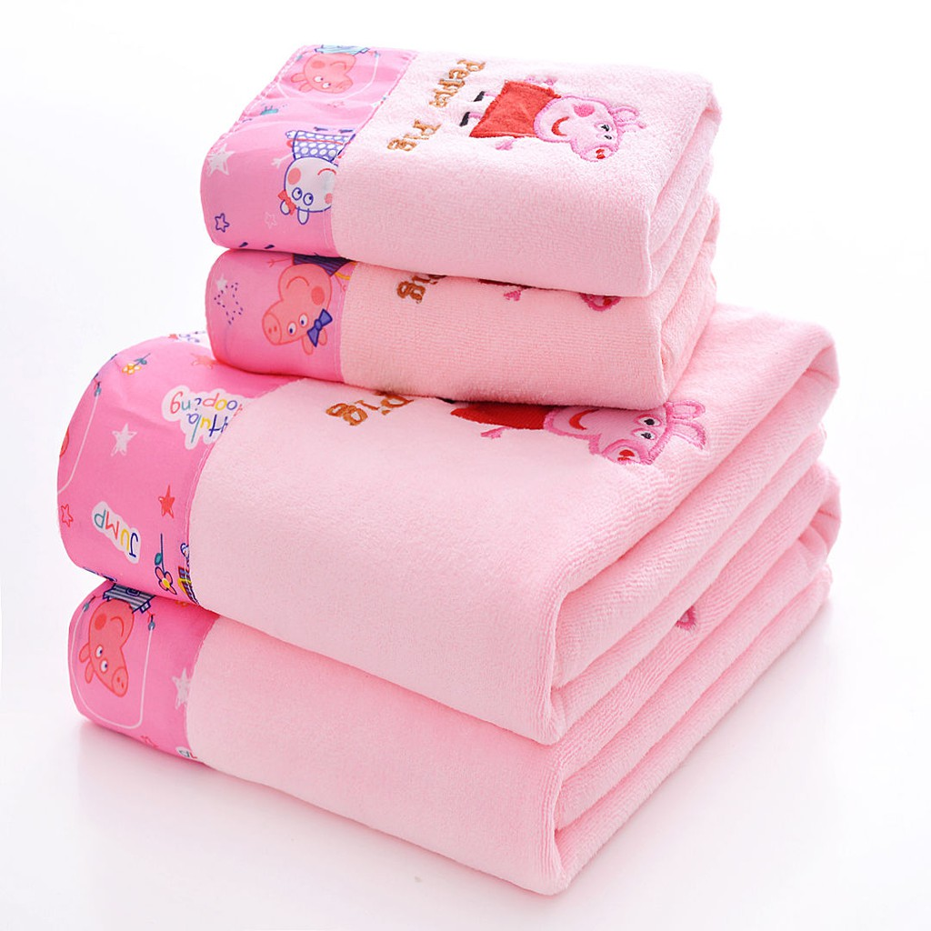 ◇❄▽Bath towel/towel/micro soft lovely adult men and women lovers home bathing children cartoon than pure cotton sucti