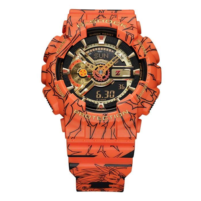 [Mã FARSBR243 giảm 15% đơn 249K] Đồng hồ Casio nam G-Shock GA-110JDB-1A4DR