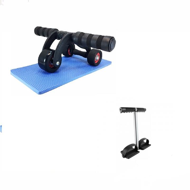 Bộ dụng cụ tập thể dục Con lăn tập cơ bụng 3 bánh + Dây kéo tập lưng bụng Tummy Trimmer - 3591876 , 1188233107 , 322_1188233107 , 250000 , Bo-dung-cu-tap-the-duc-Con-lan-tap-co-bung-3-banh-Day-keo-tap-lung-bung-Tummy-Trimmer-322_1188233107 , shopee.vn , Bộ dụng cụ tập thể dục Con lăn tập cơ bụng 3 bánh + Dây kéo tập lưng bụng Tummy Trimme