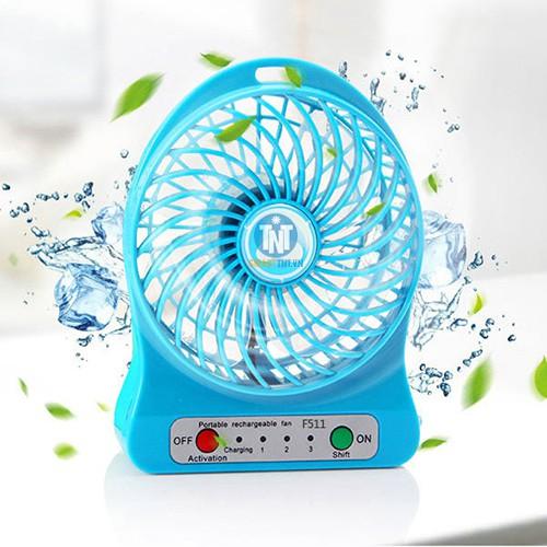 Quạt tích điện Mini 3 chế độ gió kèm theo pin giao màu ngẫu nhiên - 3324532 , 1066605553 , 322_1066605553 , 59000 , Quat-tich-dien-Mini-3-che-do-gio-kem-theo-pin-giao-mau-ngau-nhien-322_1066605553 , shopee.vn , Quạt tích điện Mini 3 chế độ gió kèm theo pin giao màu ngẫu nhiên