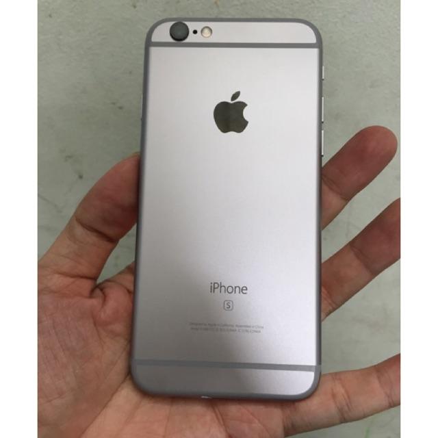 Điện thoại iphone 6s 64g bản lock nhật (vân tay nhạy – đủ màu)
