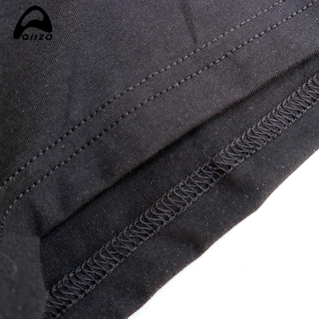 Áo thun nam cộc tay Ariza chất vải cotton thấm hút mồ hôi tốt