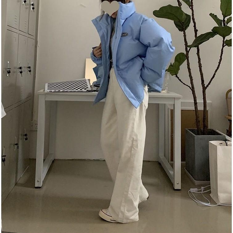 Quần nhung tăm ♥️ Quần ống rộng, quần ống rộng lưng cao ♥️ Quần ống rộng nữ, quần ống rộng nhung tăm - NhimShop QD01