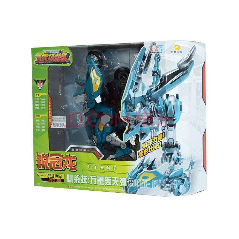 Đồ chơi Robot biến hình Robo Saviors cỡ 6.5inch - mẫu số 8 Cyane