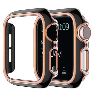 Vỏ Apple Watch Case Hard PC Cover (Không có Màn hình) cho iWatch Series SE 6/5/4/3/2/1