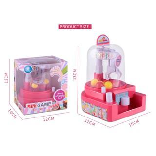 [⚡️Siêu HOT] 🌀 (Full Box) Máy Gắp Bóng Mini Chơi Tại Nhà – Đồ Chơi Phát Triển Kĩ Năng Cho Trẻ Em 🌀 BBS