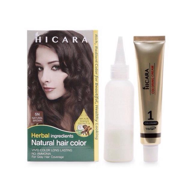 Thuốc nhuộm tóc HiCaRa - 13977119 , 385187607 , 322_385187607 , 75000 , Thuoc-nhuom-toc-HiCaRa-322_385187607 , shopee.vn , Thuốc nhuộm tóc HiCaRa