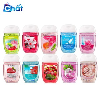 Gel rửa tay khô Bath & Body Works PocketBac 29ml thumbnail