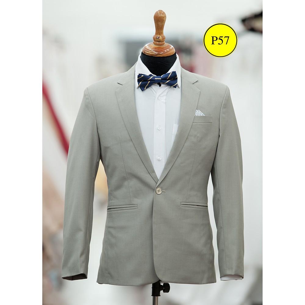 áo vest nam - suit dòng một nút - Áo Vest