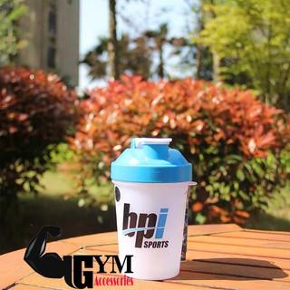 Bình lắc thể thao bình tập gym shake bottle BPI