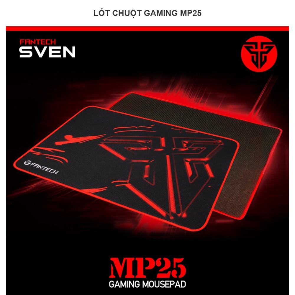 Combo Gaming FANTECH Tiêu Chuẩn Chuột X9 THOR + Lót Chuột MP25 / MP292 / MP35 / MP452 - Combo X9 MP