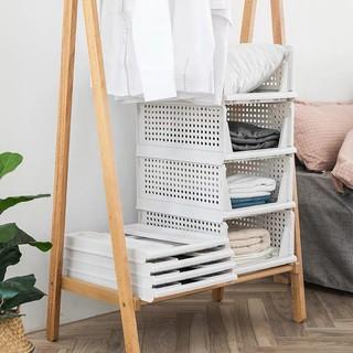 Combo 4 ngăn kéo phân chia tủ quần áo có thể gấp gọn