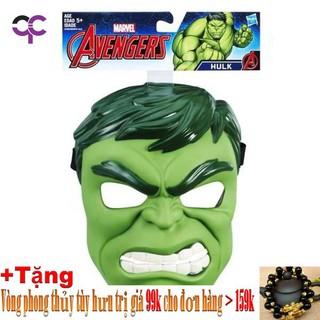 [MUA 1 TẶNG 1] Mặt Nạ Hulk T6 mã sp SV2165
