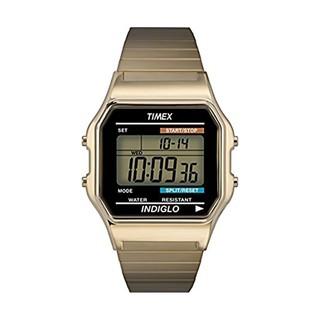 Đồng hồ Unisex Timex Classic Digital - T78677 Vàng thumbnail