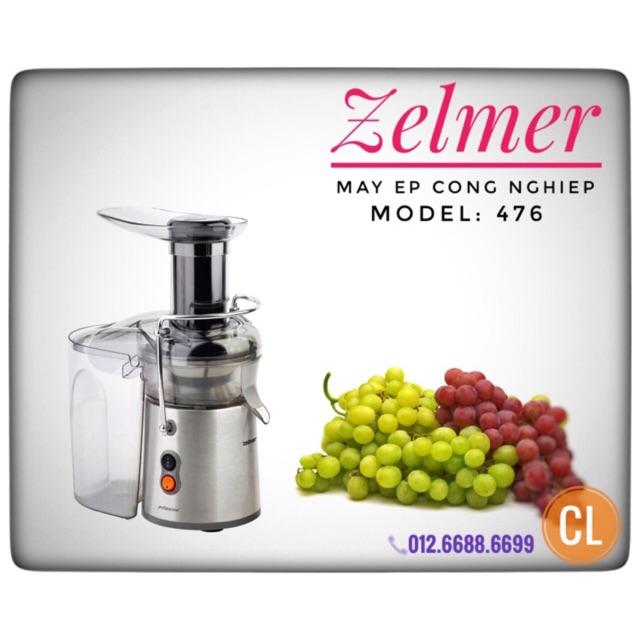 Hàng chính hãng - Máy ép trái cây Zelmer 476 - 3090492 , 631356655 , 322_631356655 , 4350000 , Hang-chinh-hang-May-ep-trai-cay-Zelmer-476-322_631356655 , shopee.vn , Hàng chính hãng - Máy ép trái cây Zelmer 476