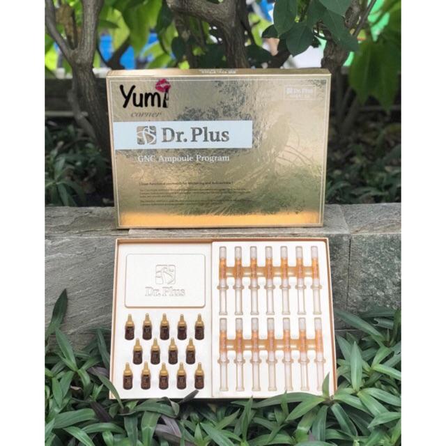 (TÁCH SET) Tinh chất dưỡng trắng, chống lão hoá DR.PLUS GNC Ampoule Program - 3290275 , 978235517 , 322_978235517 , 50000 , TACH-SET-Tinh-chat-duong-trang-chong-lao-hoa-DR.PLUS-GNC-Ampoule-Program-322_978235517 , shopee.vn , (TÁCH SET) Tinh chất dưỡng trắng, chống lão hoá DR.PLUS GNC Ampoule Program