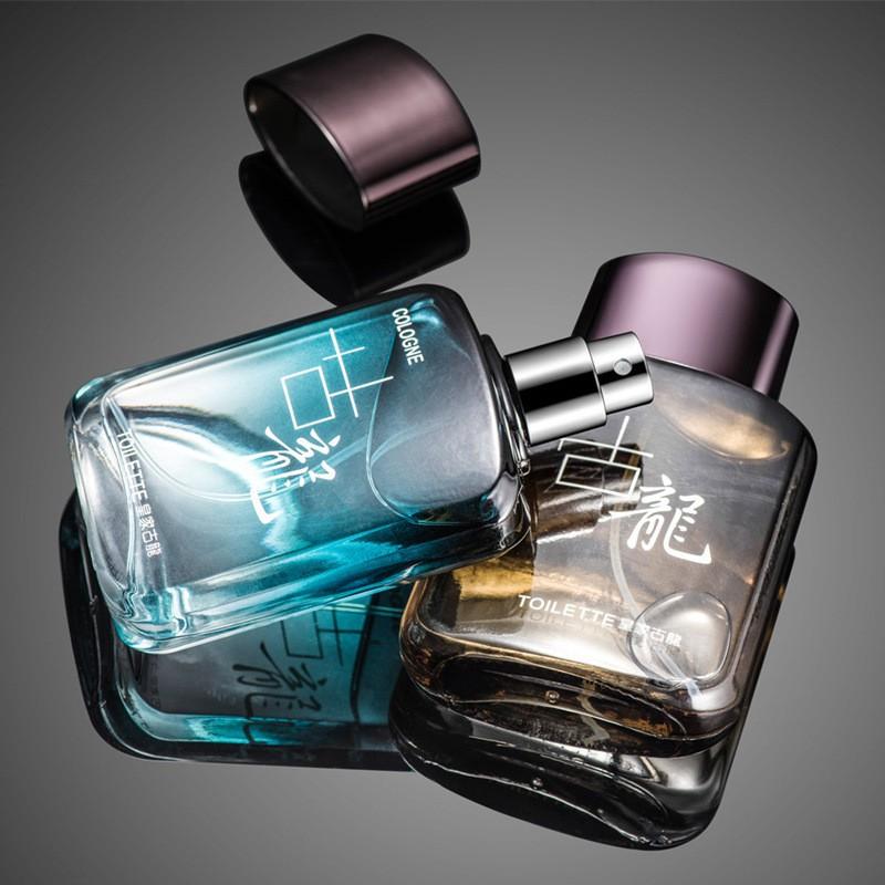 [ Chai 50ml ] Nước hoa nam mẫu mới phong cách hoàng gia hương thơm quyến rũ -Z136-A6T2