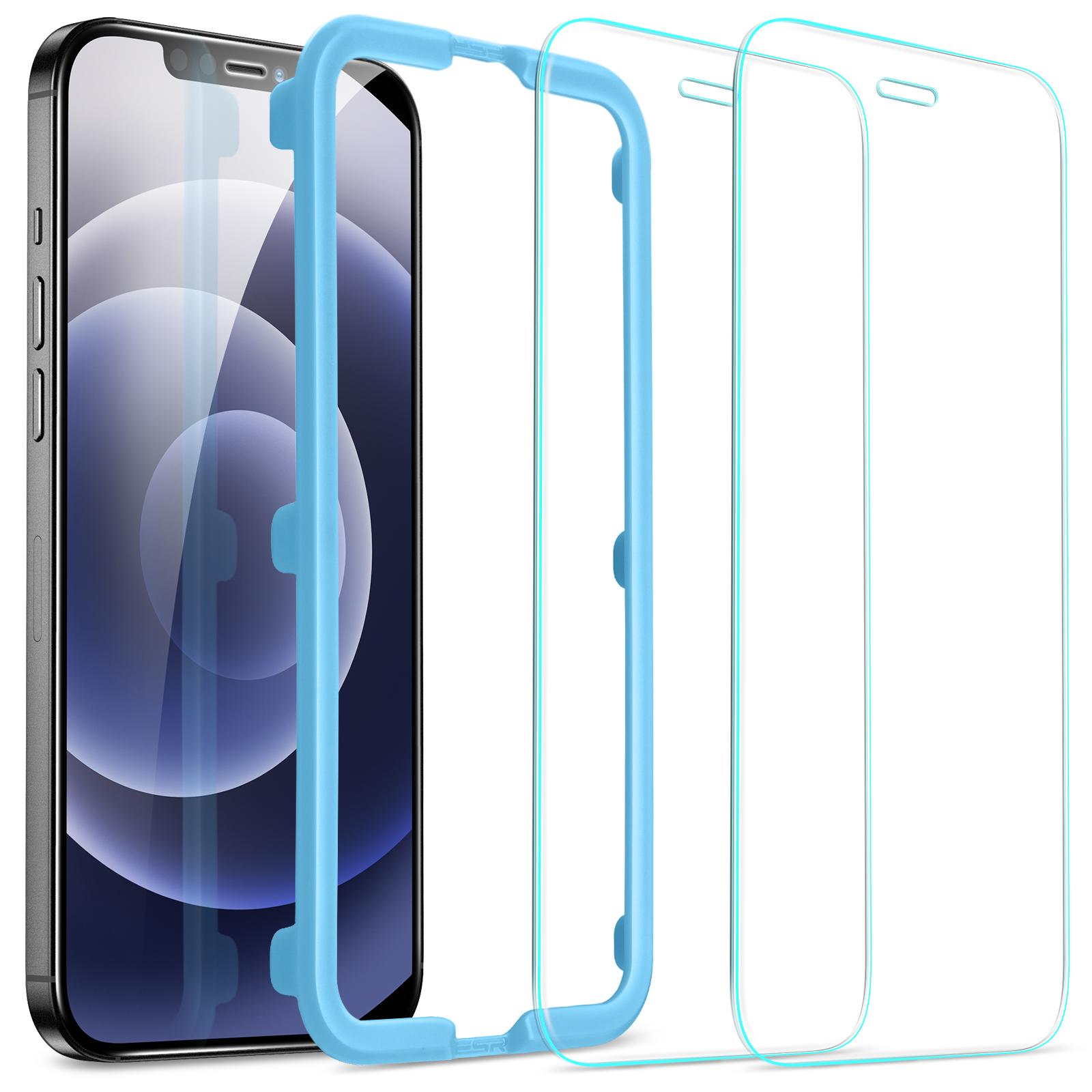 Miếng dán kính cường lực ESR bảo vệ màn hình cho điện thoại iPhone 12