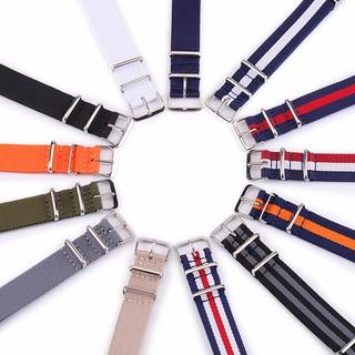 Dây đeo đồng hồ bằng nylon 16mm tiện lợi