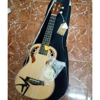 Đàn ukulele Concert size 23 hãng Music Ovation