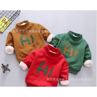 [Xả Kho – Rẻ Nhất] Áo len lông cừu trẻ em hàng Quảng Châu