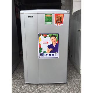 Tủ lạnh Sanyo nhẹ điện, dung tích 93 lít