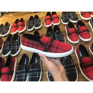Giày vải Burrberry TDT1