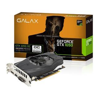 VGA GALAX 1050 OC 2GD5 cũ thumbnail