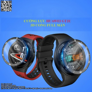 Cường Lực Huawei GT2E Full Màn Cong 3D