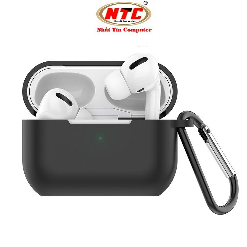Tai nghe đôi Bluetooth True Wireless Hoco ES42 Original series V5.0 sạc không dây (Trắng)