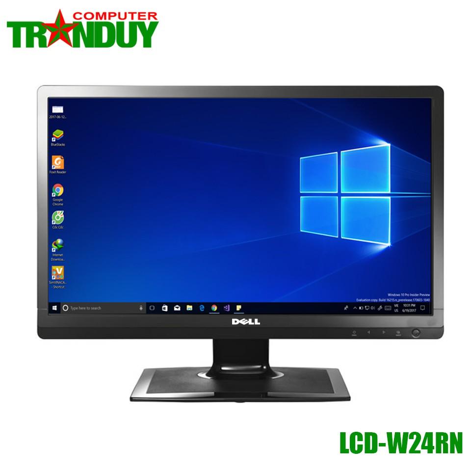 Màn Hình Dell W24RN 24inch (24″/FHD/LED/HDMI+DVI+VGA/300 cd/m²/5ms)