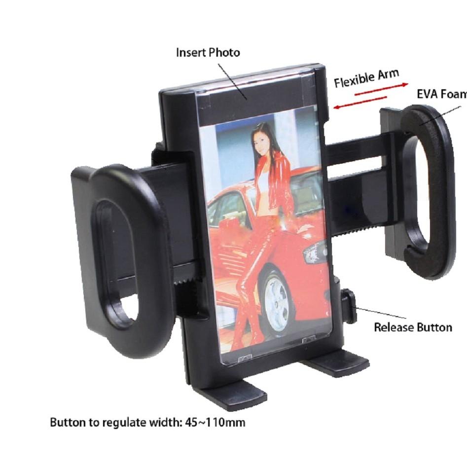 Giá đỡ gài điện thoại trên xe hơi Holder - 2587661 , 229130600 , 322_229130600 , 45000 , Gia-do-gai-dien-thoai-tren-xe-hoi-Holder-322_229130600 , shopee.vn , Giá đỡ gài điện thoại trên xe hơi Holder