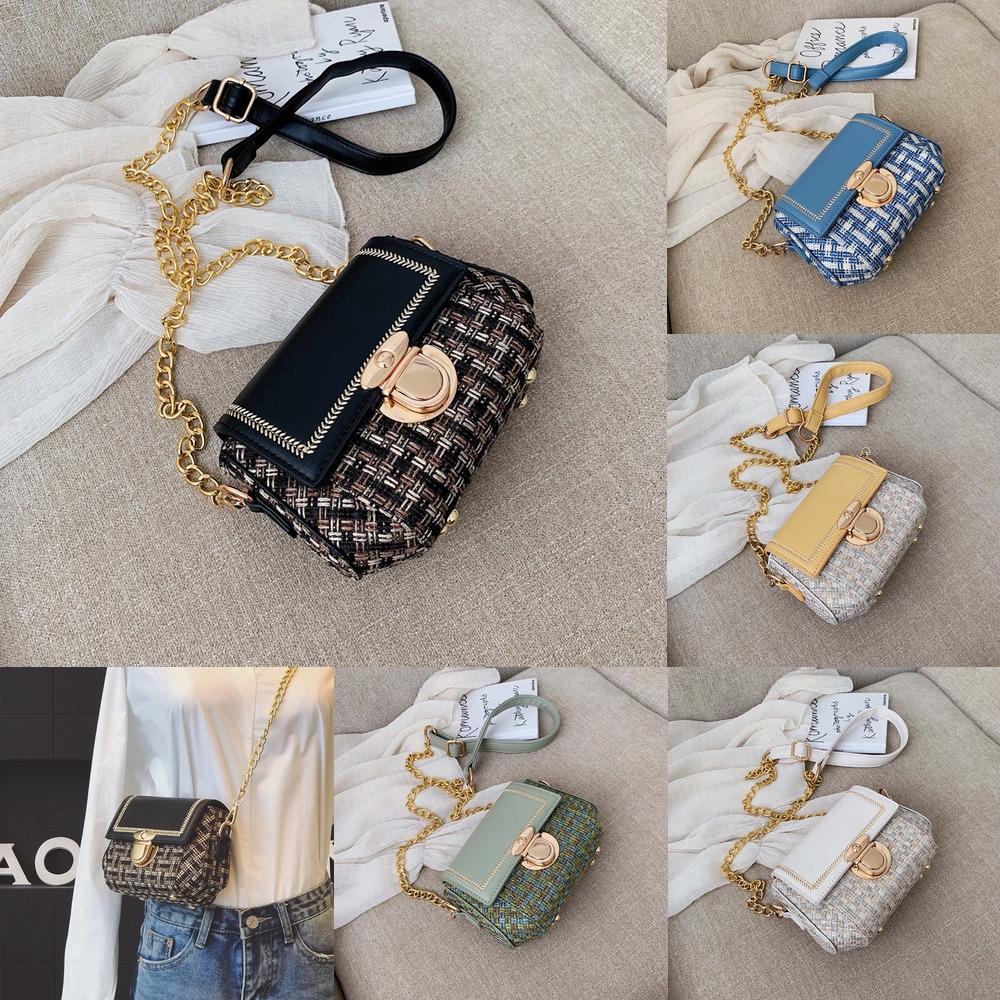 ถุงทองถุงหญิงขนาดเล็กห่วงโซ่เนื้อสด 2019 ตารางถุงเล็ก