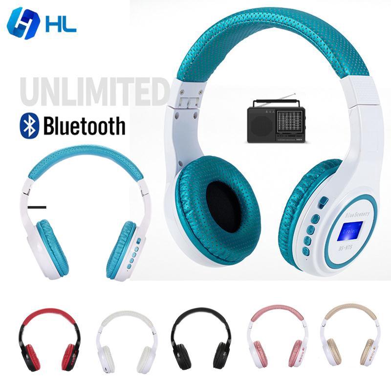Tai nghe Bluetooth có đài FM cho máy tính N75