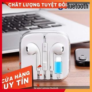 [Giá Hạt Dẻ] Tai Nghe Bắt Bluetooth Bảo Hành 12 Tháng Tương Thích Với Dòng Iphone 7/8/7 Plus/8 Plus cực ấm