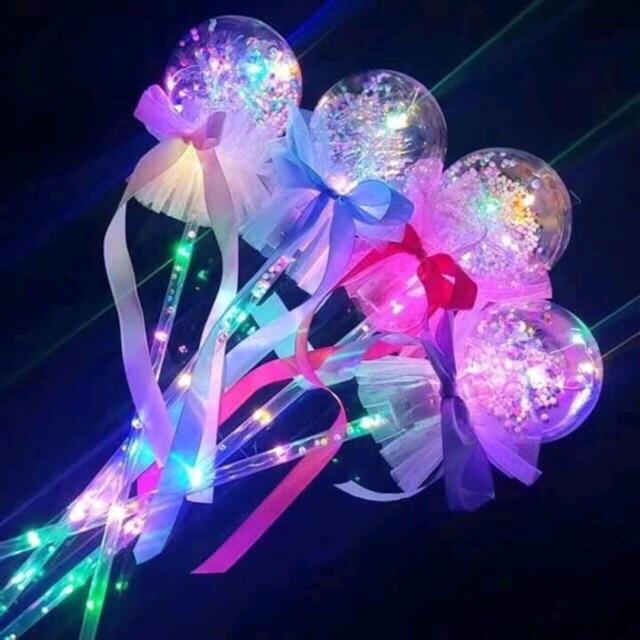 Combo 30 Gậy phát sáng pha lê - đồ chơi trung thu cho bé Đèn trung thu phát sáng nhấp...