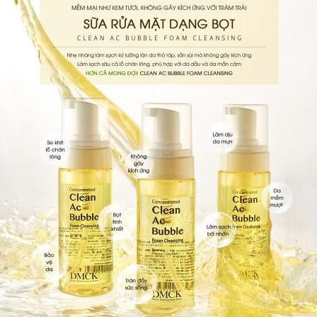 Sữa Rửa Mặt Dạng Bọt Dành Cho Da Mụn DMCK Clean Ac Bubble Foam Cleansing  160ml | Shopee Việt Nam