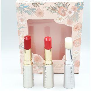 [ HOT ] Son môi Su m37 sắc màu rực rỡ thời trang Dear Flora Enchanted Lip Creamer thumbnail