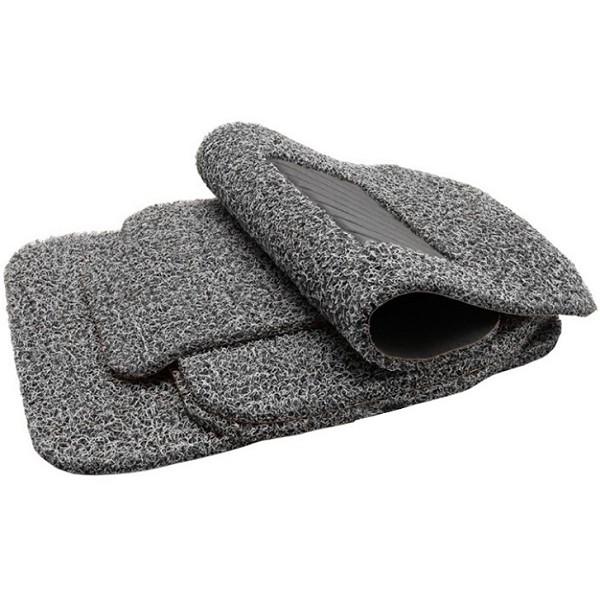 [Giá công phá] Bộ thảm xe dấu bụi siêu sạch (bộ 5 miếng) (Nhập khẩu và phân phối bởi Hando)