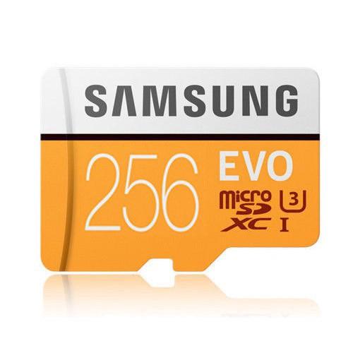 Ori SAMSUNG MICRO SD 32GB FHD/ 64GB AND 128GB 4K SUPPORT EVO PLUS