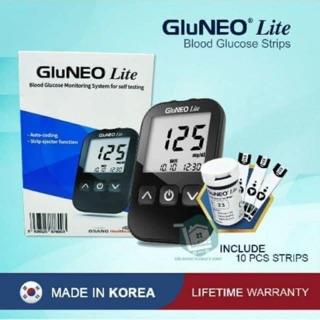 Máy đo đường huyết GluNeo Lite