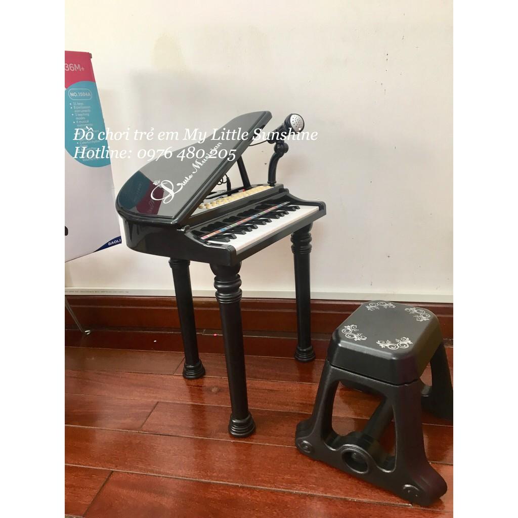 ĐÀN PIANO CÓ MICRO CHO BÉ (size trung)
