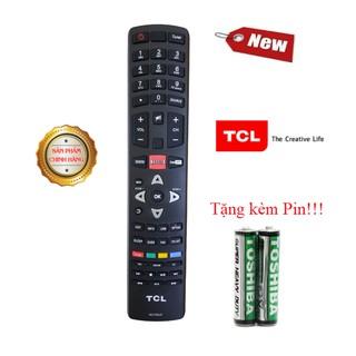 Điều khiển tivi TCL- Hàng chính hãng 100% Tặng kèm pin các dòng CRT LCD LED Smart TV