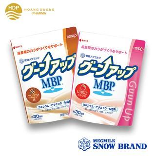 Thực phẩm bổ sung Guun Up MBP® Tăng chiều cao của Nhật ( Vị Ca Cao, Dâu Sữa) 300G/gói