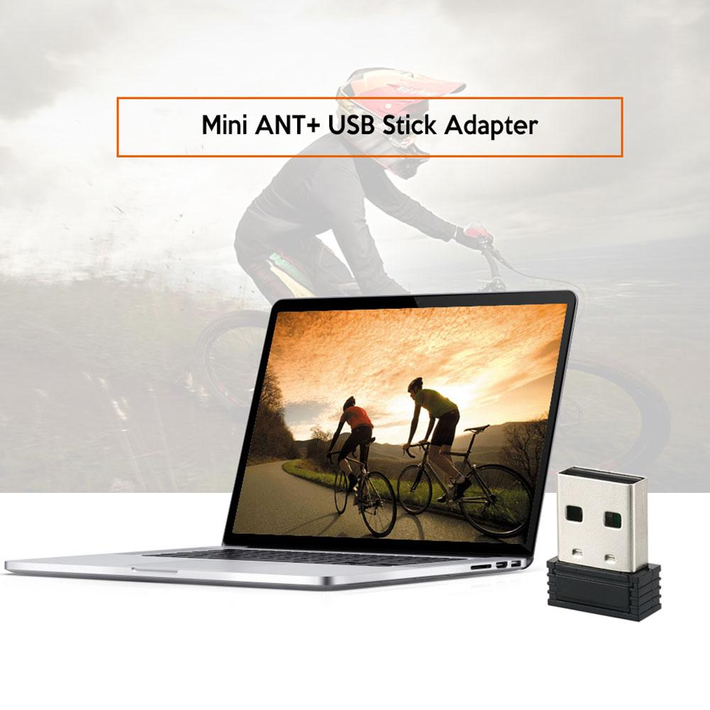 ANT+ USB For Garmin Wireless Receiver Zwift Cycling Bicycle Stand