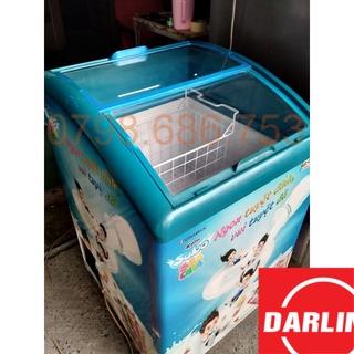 Tủ đông kem mini sanaky 150l ( Đồ cũ chỉ bán ở HCM)